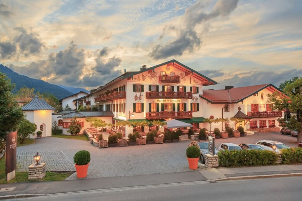 Hotel Bachmair Weissach am Tegernsee
